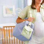Частые мочеиспускания и дефекация перед родами