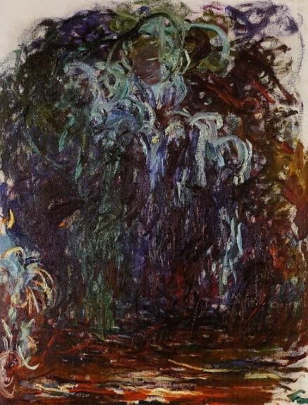«Тропинка под розовой аркой, Живерни» (1922г.)