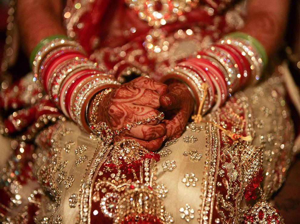 Невеста, Индия