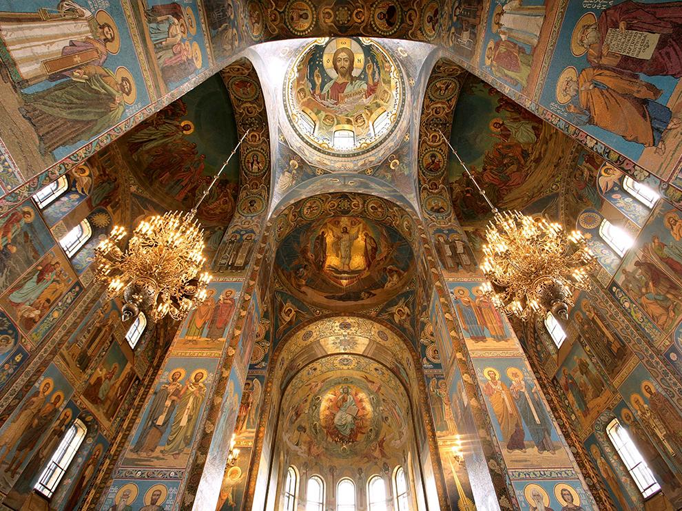 Храм Храм Спаса-на-Крови, Санкт-Петербург