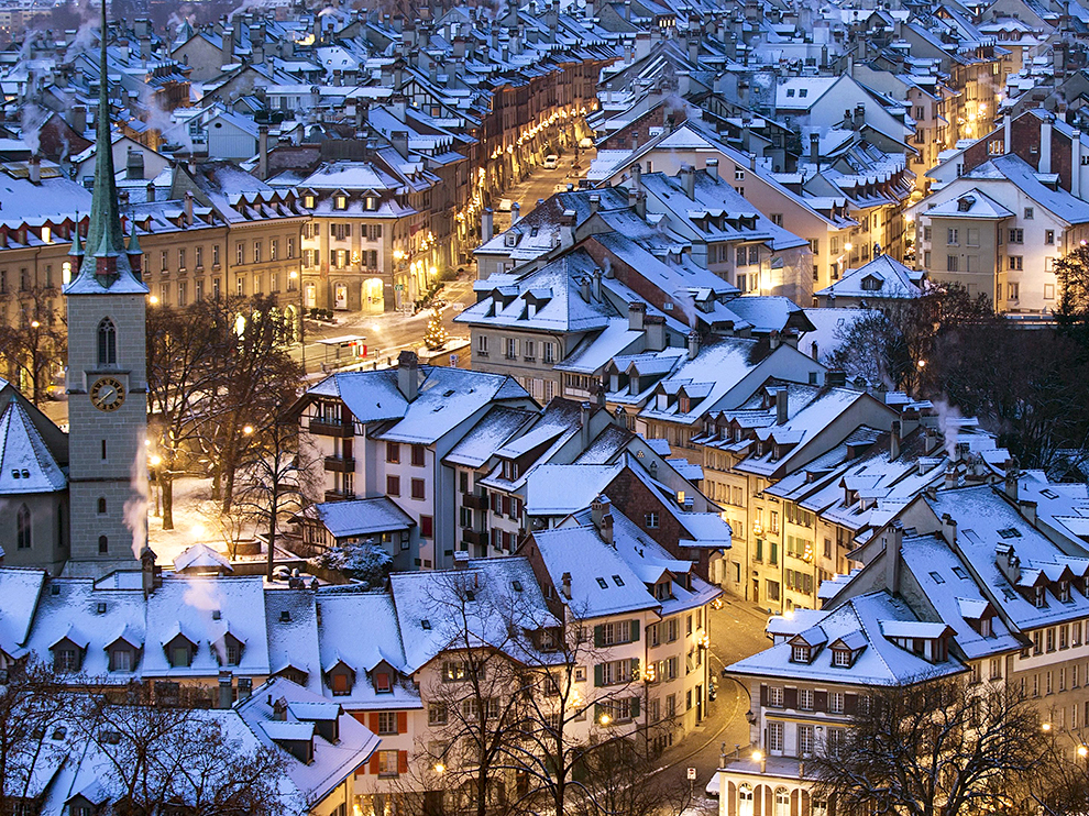 Берн, Швейцария